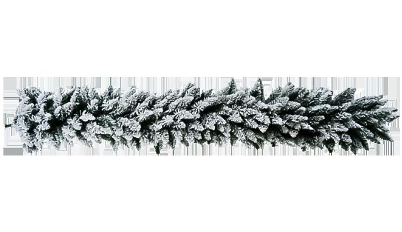 Альпийская заснеженная 2 метра