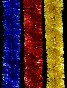 Новогодняя мишура (300х10 см)